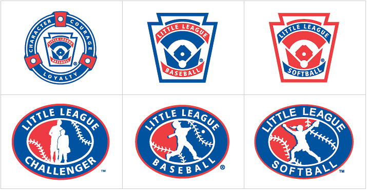 Little League Logos