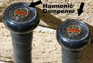 Marucci Black BBCOR Harmonic Dampener