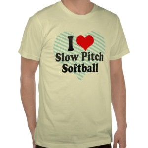 Slowpitch Baseball