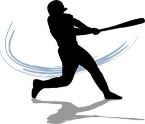Softball swing