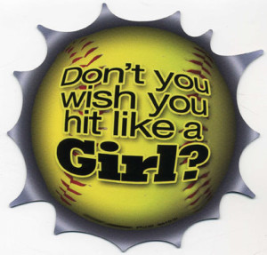 Little League Baseball - Batter Up Girls